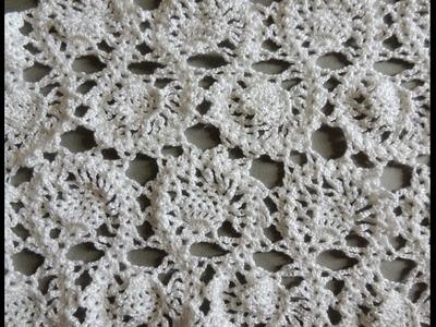 Crochet : Union Punto Entrelazado # 7