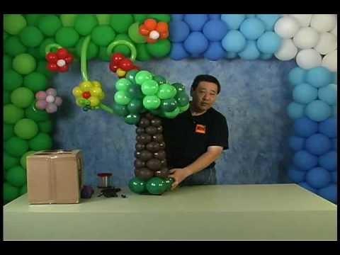 Elementos para Decoração com Balões