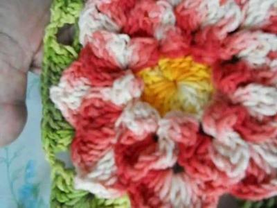 Flor formosura passo a passo parte 3 final