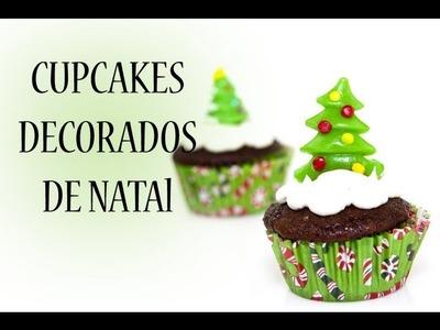 IUB - Decoração de Cupcakes Natalinos com a cake designer Fernanda Feijó