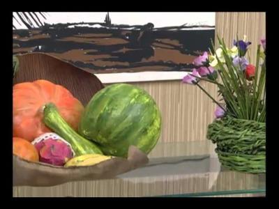 Mulher.com 06.07.2011 - Frutas de Jornal