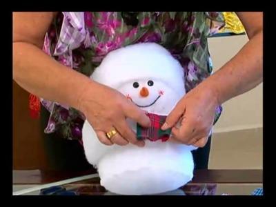 Mulher.com 17.11.2011 - Boneco de neve 2.2