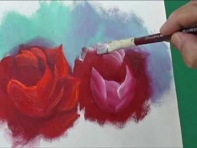 Tirando Dúvidas Sobre Pintura - Cor Vermelha - Waldir Catanzaro