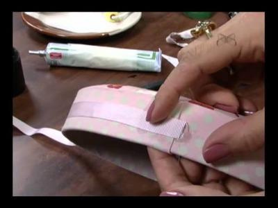Mulher.com 08.08.2012 - Ane Matos - Frasqueira de Cartonagem 02
