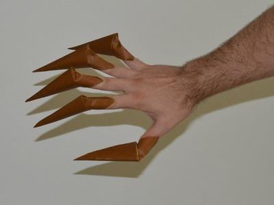 Origami: Garras de monstro ( Monster claws )