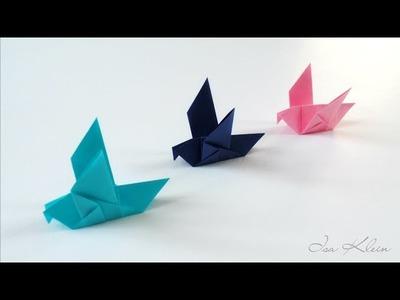 Origami Pomba - Pigeon