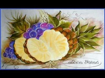 Pintura em Tecido - Anne Peres