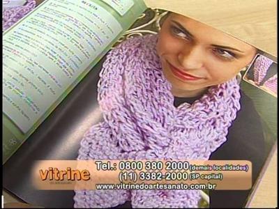 Programa Arte Brasil - 15.01.04 - Noemi Fonseca - Blusinha de Verão em Crochê