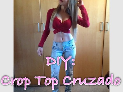 DIY: Crop Top Cruzado