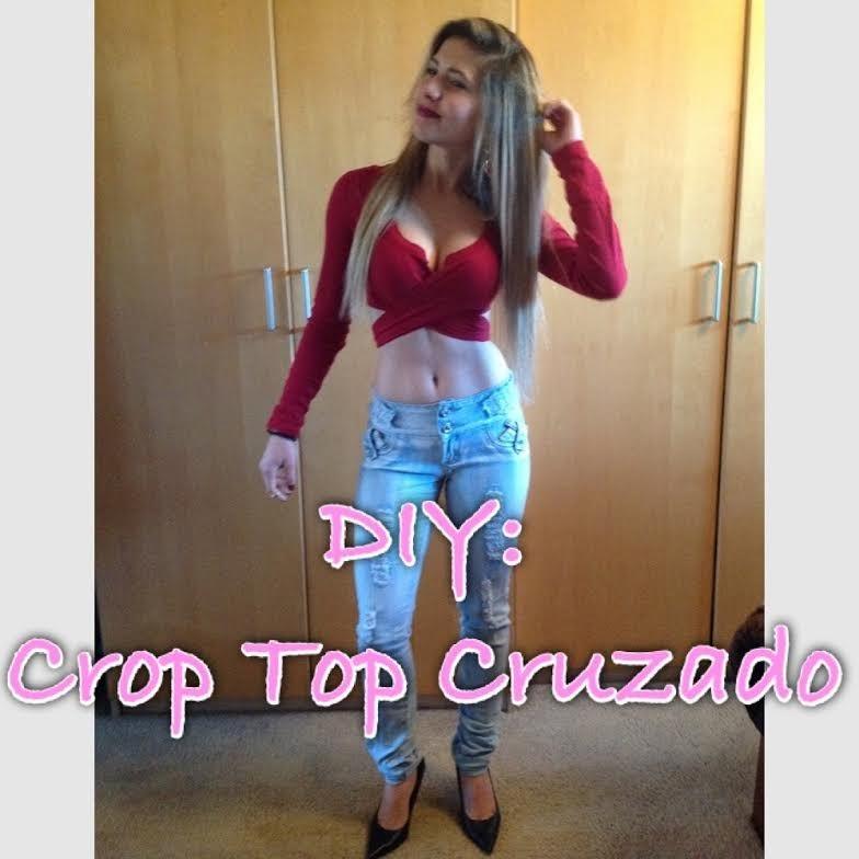 DIY: Crop Top Cruzado