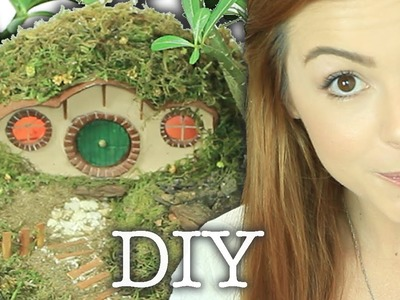 DIY :: Hobbit Home - Especial Geek