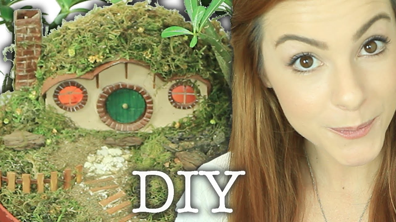 DIY :: Hobbit Home - Especial Geek