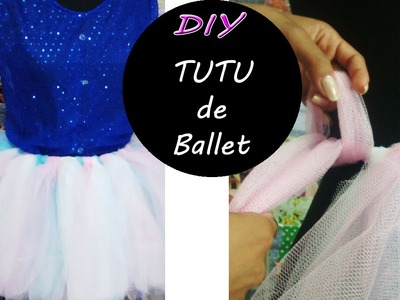 DIY - Tutu de Ballet. Tutorial