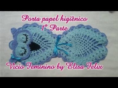 Porta papel higiênico coruja (parte 1) #69 Vicio Feminino by Elisa Felix