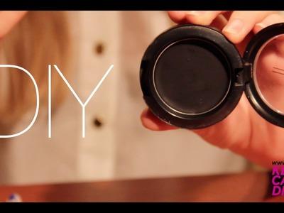 DIY: Cream Eyeliner - Como Fazer Delineador em Gel