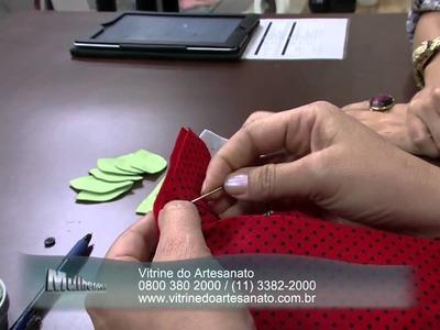 Mulher.com 08.07.2014 - Necessaire Joaninha Vitrine por Vanessa Iaquinto - Parte 2