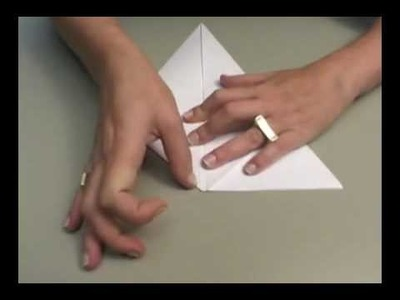 Pomba Origami