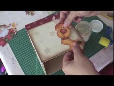 Video Aula: Porta Panetone