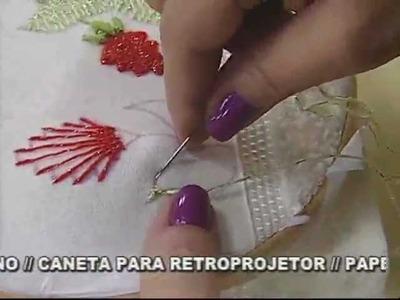 ARTE BRASIL - VALQUÍRIA CAMPANELLI - TULIPAS EM KAMAL KADAI (09.08.2011)
