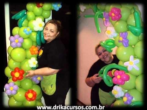 Curso de Balões em Curitiba-PR