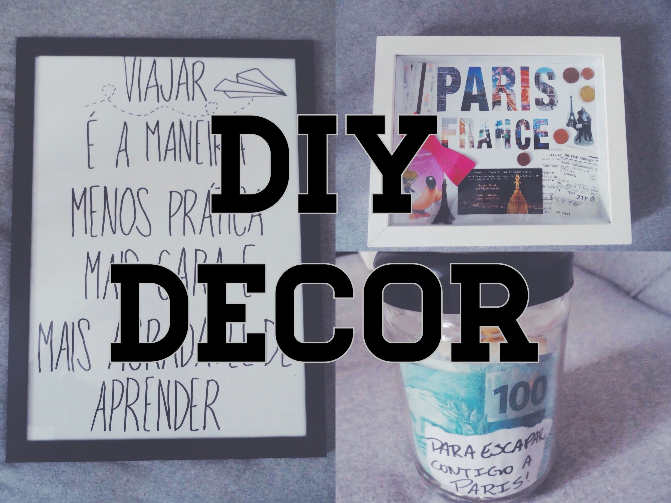 Diy Decor - Cantinho Especial
