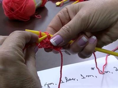 Mulher.com 23.09.2014 - Pelerine Inez por Vitória Quintal - Parte 1