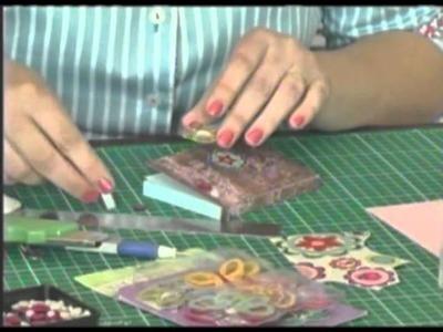 Programa Evidência (23.11.2012) - Scrapbook - bloco de notas