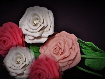 Rosas de Biscuit - Como fazer ?