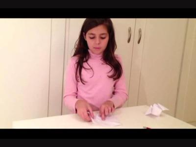 Aprenda a fazer origami com Juju Prado Goes