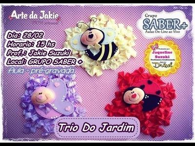 AULA TRIO DO JARDIM PROF. JAKIE
