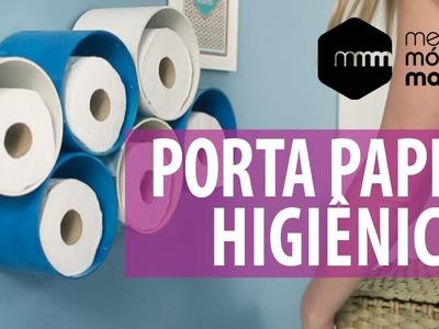 Como fazer um porta-papel higiênico