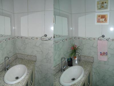 Decoração em Banheiro!