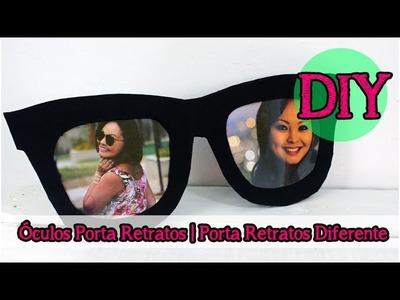 DIY: Óculos Porta Retratos | Porta Retratos diferente