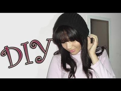 DIY- Touquinha ♥ Beanie