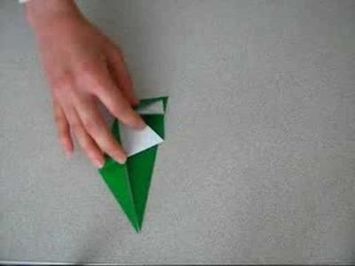 Origami estrella 2