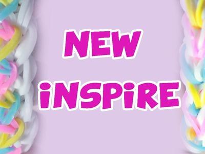 Pulseira NEW INSPIRE - Tutorial - PT.PT PT.BR