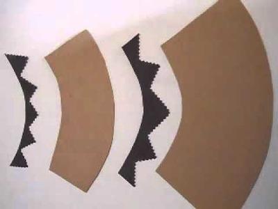 Roupa da Vovó de EVA ( Peso de Porta Vovó)