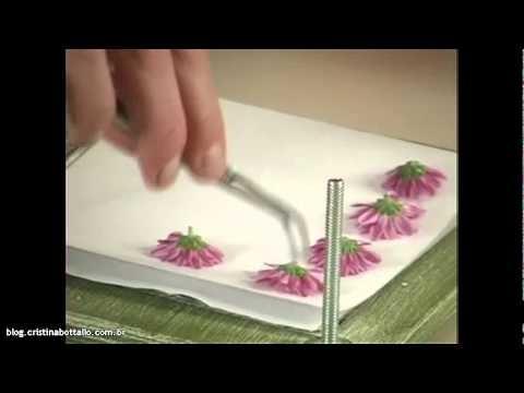 Seleção de Técnicas - Flores Prensadas (Parte 1)