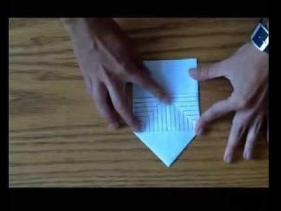 To Na Net.com - Como fazer coração de origami