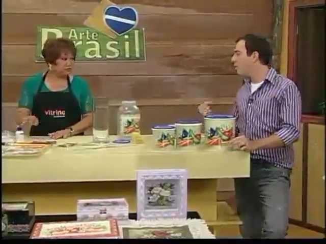 ARTE BRASIL - MAMIKO YAMASHITA (15.02.2012)