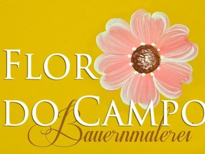 Bauernlamerei - Flor do Campo