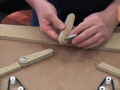 Pinball de madeira - Como fazer - Episódio 2