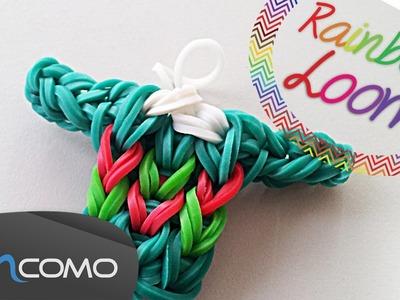 Rainbow Loom - Camisola de Natal