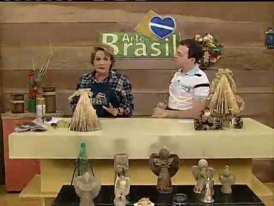 ARTE BRASIL - MARIA DEL CARMEM E CLAUDIA MARIA (28.11.2011)