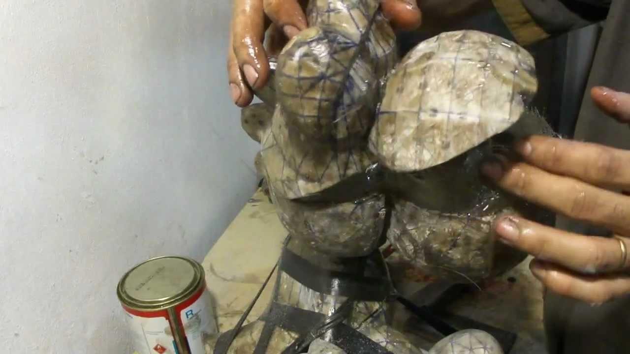 Como resinar papercraft - parte 21 - overdosegamer.blogspot.com.br