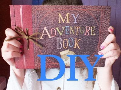 DIY My adventure book