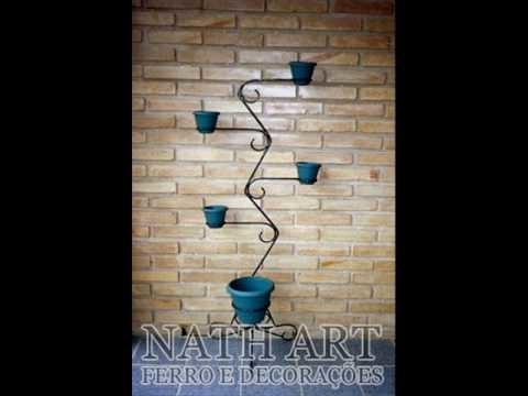 Nath Art Ferro e Decorações