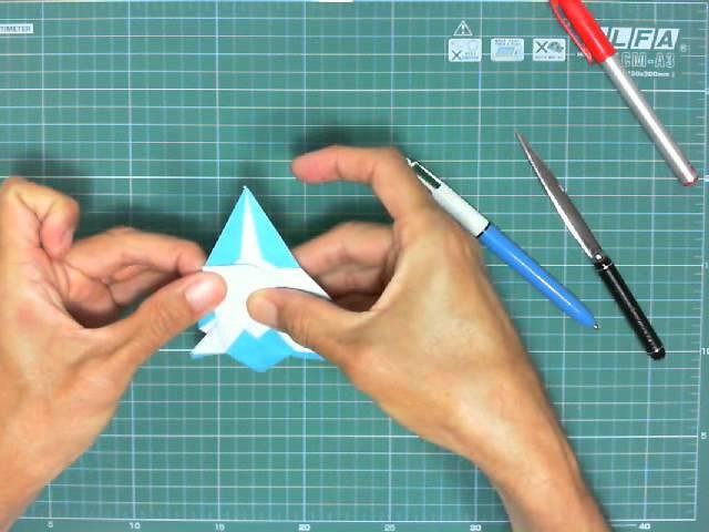 Origami - Tartaruga Marinha (Sea Turtle) - Stephen Weiss