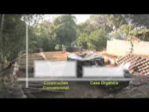 A Casa Orgânica - Vídeo da Construção 7