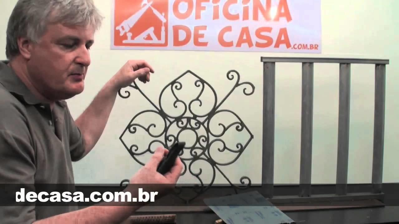 Como pintar ferro e aço galvanizado
